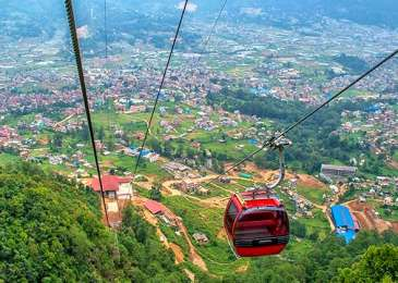 Chandragiri Cable Car Tour