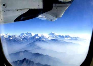 Everest Scenic Flight Tour